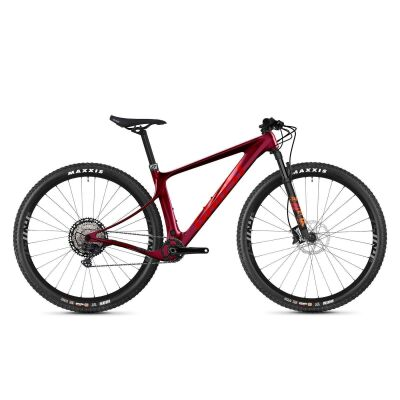 Ghost Lector SF LC Advanced  MTB Hardtail 2021 | cherry / red
