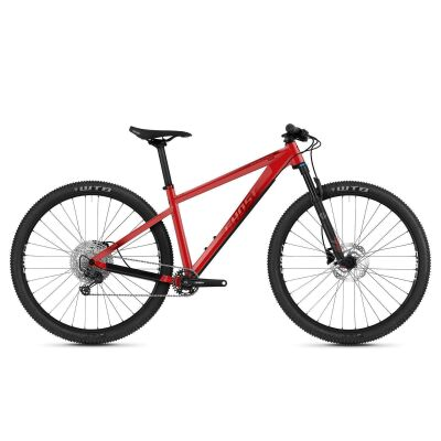 Ghost Nirvana Tour SF Essential MTB Hardtail 2021 | riot red/dark red