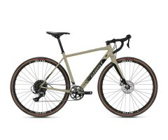 Ghost Road Rage Base AL Gravelbike 2021 | dust/black