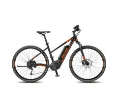 KTM MACINA CROSS 9 CX4 Damen Akku + 500Wh E-Bike 2018