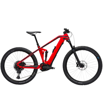 BULLS Sonic EVO TR 26 MTB Fully E-Bike 500 Wh 2021   rot