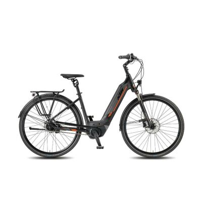 KTM MACINA EIGHT DISC P5 Tiefeinsteiger Trekking E-Bike 2018
