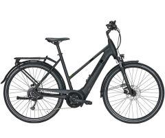 PEGASUS Solero EVO 9 Trapez E-Bike 625 Wh 2021 | black matt
