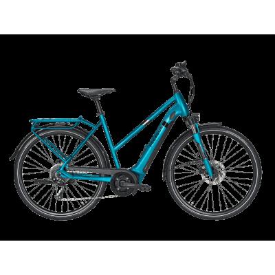 PEGASUS Solero EVO 9 Trapez E-Bike 625 Wh 2021   metallic petrol