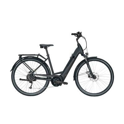 PEGASUS Solero EVO 9 Wave E-Bike 625 Wh 2021 | black matt