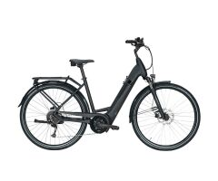 PEGASUS Solero EVO 9 Wave E-Bike 625 Wh 2021 | black matt