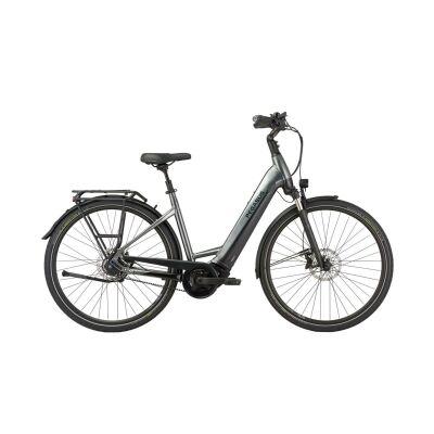 PEGASUS Premio EVO 5F Lite Belt Di2 Wave E-Bike 625 Wh 2021   black chrome matt/black matt