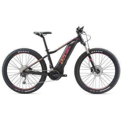 """LIV VALL-E+2 S5 Black Damen 27,5"""" Hardtail E-Bike 2018"""