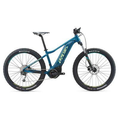 """LIV VALL-E+3 Dark Green Damen 27,5"""" Hardtail E-Bike 2018"""