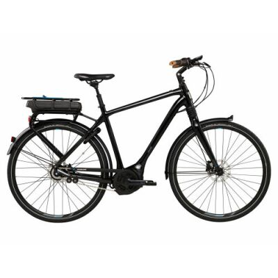 GIANT PRIME E+1 GTS Gloss Black Herren City E-Bike 2018