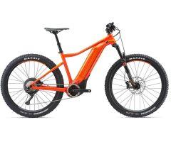 GIANT DIRT-E+ 1 PRO Neon Red/Orange Hardtail E-Bike 2018