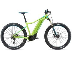 GIANT DIRT-E+ 2 PRO Green/Blue Hardtail E-Bike 2018