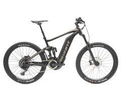 GIANT FULL-E+ 0 SX PRO Black/Charcoal Fully E-Bike 2018