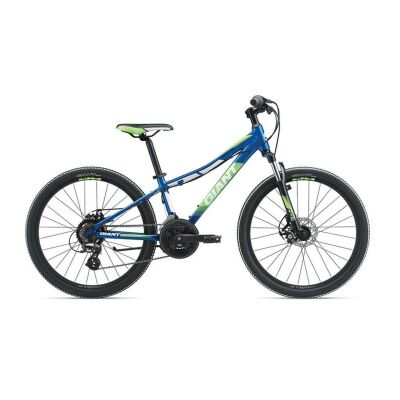 GIANT XTC JR 1 DISC 24 Electric Blue  Kinderfahrrad  2018