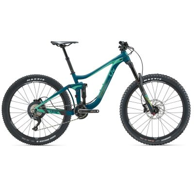 LIV HAIL 2 Teal Damen Enduro 2018