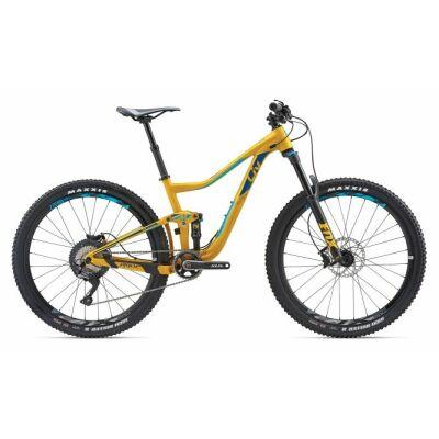 LIV PIQUE SX 2 Yellow Damen Trailbike 2018