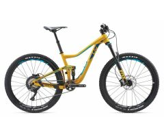 LIV PIQUE SX 2 Yellow Damen Trailbike 2018
