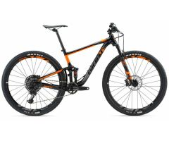 GIANT ANTHEM 29ER 1 GE Black Fully  2018