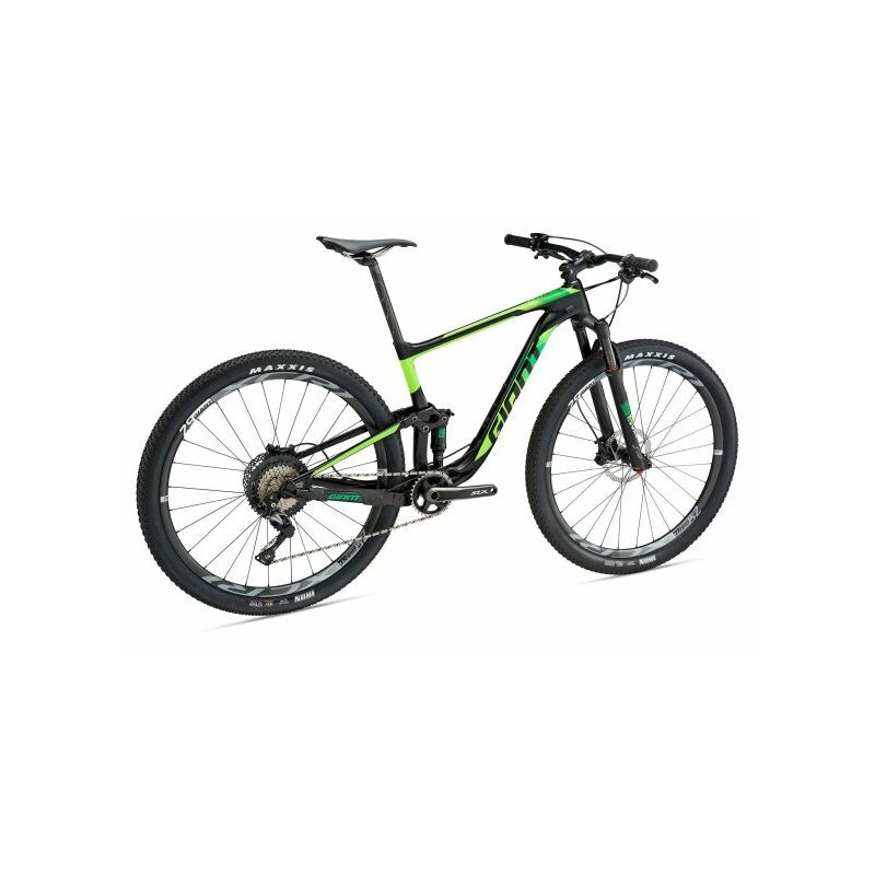 GIANT ANTHEM ADVANCED 29ER 1 Black Fully 2018, 3.599,90 €
