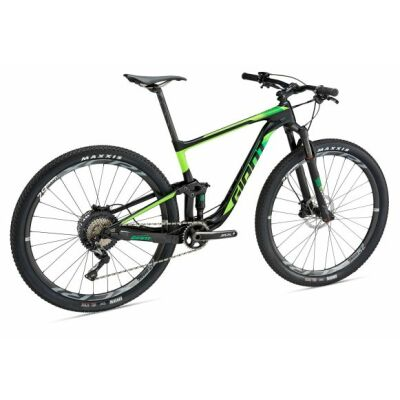 GIANT ANTHEM ADVANCED 29ER 1 Black Fully 2018