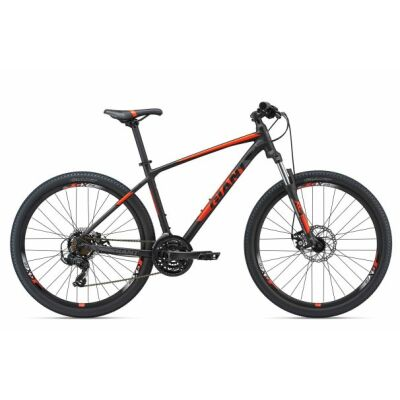 GIANT ATX 2 Black 27,5 MTB Hardtail 2018