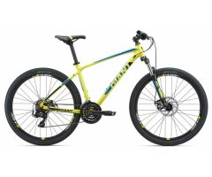 GIANT ATX 2 Yellow 27,5 MTB Hardtail 2018