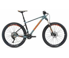 GIANT FATHOM 2 Gray MTB Hardtail 2018