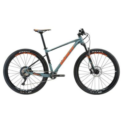 GIANT FATHOM 29ER 2 GE Gray MTB Hardtail 2018
