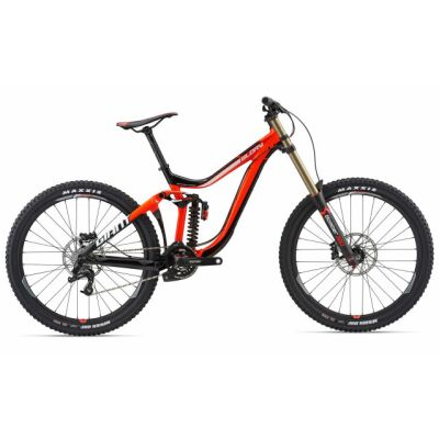 GIANT GLORY 2 Red Downhiller 2018