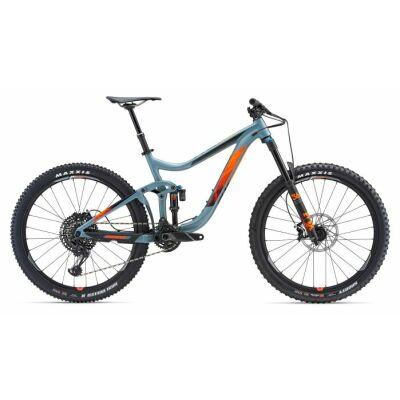 GIANT REIGN 1.5 GE Gray Enduro Bike 2018