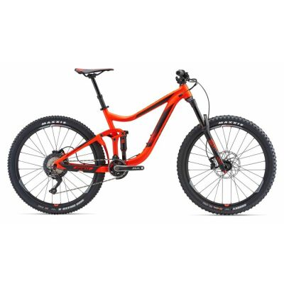 GIANT REIGN 2 GE Neon Red Enduro Bike 2018
