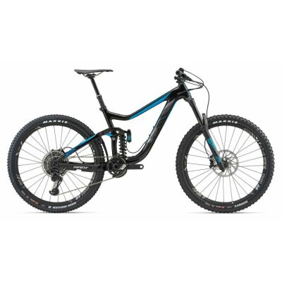 GIANT REIGN ADVANCED 0 Carbon Enduro Bike 2018