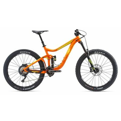GIANT REIGN SX Orange Enduro Bike 2018