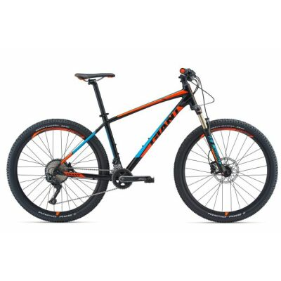 GIANT TALON 0 GE Black/Orange MTB Hardtail 2018