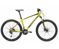GIANT TALON 2 GE Yellow MTB Hardtail 2018
