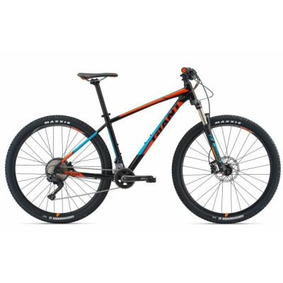 GIANT TALON 29ER 0 GE Black/Orange MTB Hardtail 2018