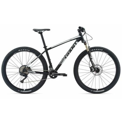 giant talon 29er 0 ge black white mtb hardtail 2018. Black Bedroom Furniture Sets. Home Design Ideas