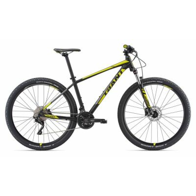 GIANT TALON 29ER 1 GE Black MTB Hardtail 2018