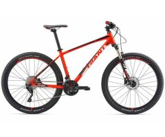 GIANT TALON 29ER 1 GE Neon Red MTB Hardtail 2018