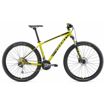 GIANT TALON 29ER 2 GE Yellow MTB Hardtail 2018