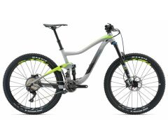 GIANT TRANCE 1.5 GE Gray Fully 2018