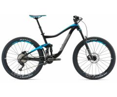 GIANT TRANCE 2 GE Black Fully 2018