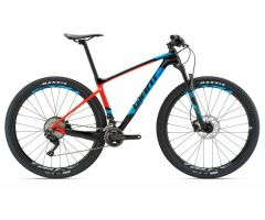GIANT XTC ADVANCED 29ER 2 GE Carbon/Red Race Hardtail 2018