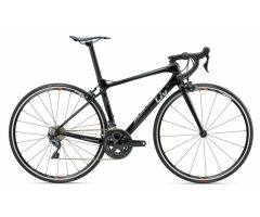 LIV LANGMA ADVANCED 1 Black Damen Rennrad 2018