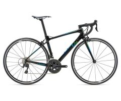 LIV LANGMA ADVANCED 2 Black Damen Rennrad 2018