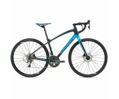 GIANT ANYROAD ADVANCED GE Dark Blue Gravelbike 2018