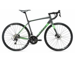 GIANT CONTEND SL 1 DISC Charcoal Rennrad 2018