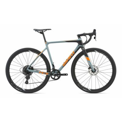 GIANT TCX ADVANCED SX Grey/Black Cyclocrosser 2018