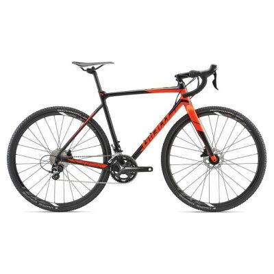 GIANT TCX SLR 2 Black Cyclocrosser 2018