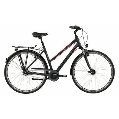 GIANT TOURER Black/Red Damen Trekkingbike 2018
